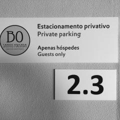 Апартаменты BO - Santos Pousada Turistic Apartments сауна