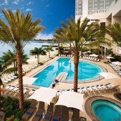 Отель Hilton San Diego Bayfront бассейн фото 2