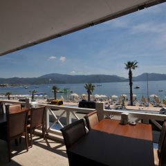 Отель CLASS BEACH MARMARİS Мармарис гостиничный бар