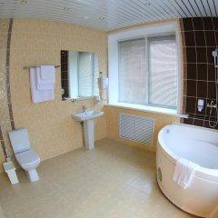 Гостиница Тамбовская в Тамбове 5 отзывов об отеле, цены и фото номеров - забронировать гостиницу Тамбовская онлайн Тамбов ванная фото 2