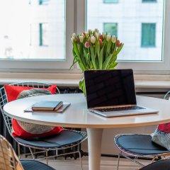 Отель Zielna City Center Польша, Варшава - отзывы, цены и фото номеров - забронировать отель Zielna City Center онлайн удобства в номере фото 2