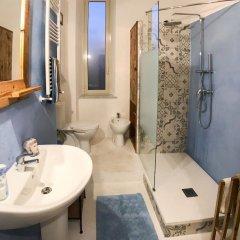 Отель Bilocale vista mare Сиракуза ванная