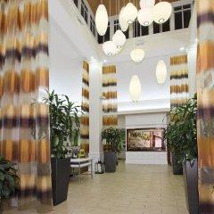 Отель Hilton Garden Inn Columbus Airport интерьер отеля фото 2
