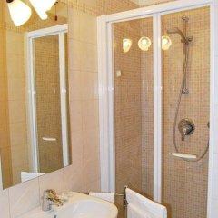 Отель Albergo Ristorante La Rocca Ронкаде ванная