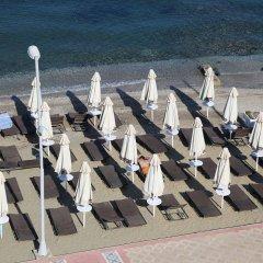 B&B Yüzbasi Beach Hotel Мармарис спортивное сооружение