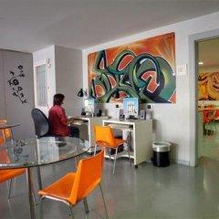 Отель Alberguinn Барселона интерьер отеля фото 3