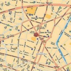 Отель Hôtel Nord Et Champagne Франция, Париж - 14 отзывов об отеле, цены и фото номеров - забронировать отель Hôtel Nord Et Champagne онлайн городской автобус