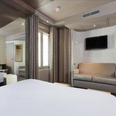 Отель Du Cadran Франция, Париж - 4 отзыва об отеле, цены и фото номеров - забронировать отель Du Cadran онлайн комната для гостей фото 5