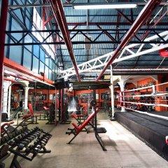 Sitpholek Muay Thai Camp - Hostel Паттайя спортивное сооружение