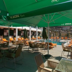 Hotel Mucobega 2 Саранда бассейн