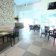 Отель Amazon Condo & Water Park Pattaya Паттайя питание фото 3
