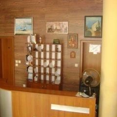 Отель Family Hotel Diana Болгария, Поморие - отзывы, цены и фото номеров - забронировать отель Family Hotel Diana онлайн интерьер отеля фото 3
