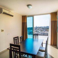 Отель Blubay Apartments Мальта, Гзира - отзывы, цены и фото номеров - забронировать отель Blubay Apartments онлайн комната для гостей фото 5