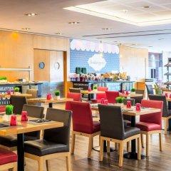 Отель TRYP Barcelona Aeropuerto Hotel Испания, Эль-Прат-де-Льобрегат - 7 отзывов об отеле, цены и фото номеров - забронировать отель TRYP Barcelona Aeropuerto Hotel онлайн питание фото 2