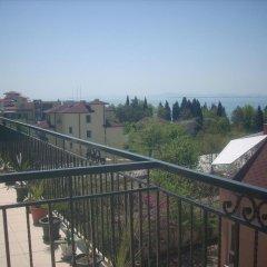 Отель Family Hotel Asai Болгария, Равда - отзывы, цены и фото номеров - забронировать отель Family Hotel Asai онлайн балкон