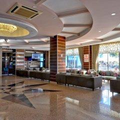 Sultan Sipahi Resort Hotel интерьер отеля