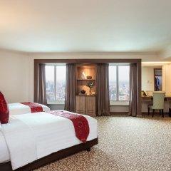 Отель Baiyoke Sky Бангкок комната для гостей