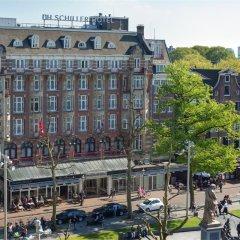 Отель Nh Amsterdam Schiller Амстердам фото 2