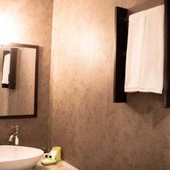 Отель C U Inn Bangkok Таиланд, Бангкок - отзывы, цены и фото номеров - забронировать отель C U Inn Bangkok онлайн ванная фото 2