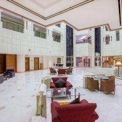 Отель Crowne Plaza Abu Dhabi фото 5