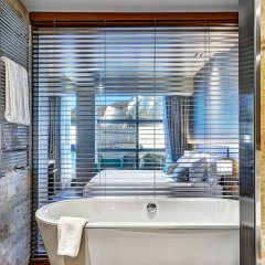 Gran Hotel Domine Bilbao 5* Стандартный номер с различными типами кроватей фото 20