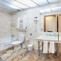 Alba Hotel Барселона ванная