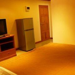 Апартаменты Rouge Service Apartment Паттайя удобства в номере