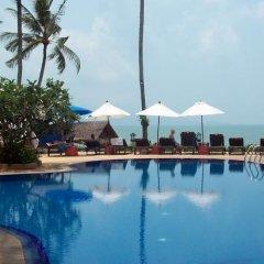 Отель Bophut Beach Tiny Resort Самуи бассейн