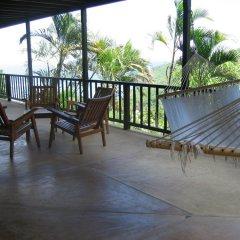 Отель Spring House Bequia балкон