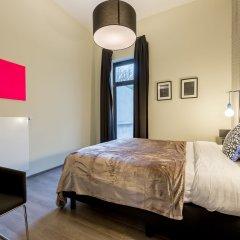 Отель Smartflats Design - Schuman Брюссель комната для гостей