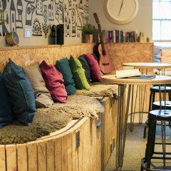Отель Haggis Hostels Великобритания, Эдинбург - отзывы, цены и фото номеров - забронировать отель Haggis Hostels онлайн интерьер отеля