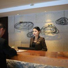 Отель Relax Season Hotel Dongmen Китай, Шэньчжэнь - отзывы, цены и фото номеров - забронировать отель Relax Season Hotel Dongmen онлайн интерьер отеля