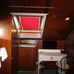 Отель Belvedere Бельгия, Брюссель - отзывы, цены и фото номеров - забронировать отель Belvedere онлайн ванная