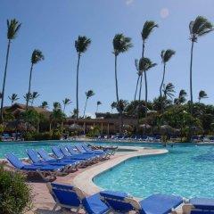 Отель VIK Hotel Arena Blanca - Все включено Доминикана, Пунта Кана - отзывы, цены и фото номеров - забронировать отель VIK Hotel Arena Blanca - Все включено онлайн бассейн фото 2