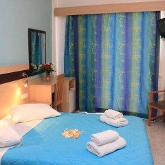 Отель Moschos Hotel Греция, Родос - отзывы, цены и фото номеров - забронировать отель Moschos Hotel онлайн комната для гостей фото 4