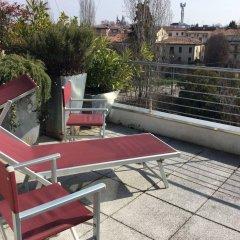 Отель Methis Hotel & Spa Италия, Падуя - отзывы, цены и фото номеров - забронировать отель Methis Hotel & Spa онлайн балкон