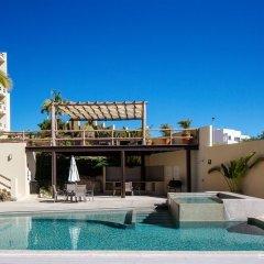 Отель El Mirador Los Cabos Мексика, Сан-Хосе-дель-Кабо - отзывы, цены и фото номеров - забронировать отель El Mirador Los Cabos онлайн бассейн