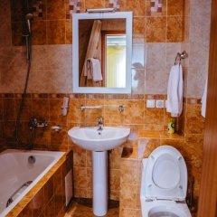 Гостиница «Снежный» в Шерегеше отзывы, цены и фото номеров - забронировать гостиницу «Снежный» онлайн Шерегеш ванная фото 2
