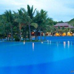 Отель Vinpearl Resort Nha Trang Нячанг приотельная территория