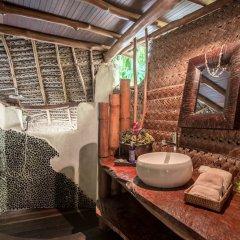 Отель Ninamu Resort - All Inclusive Французская Полинезия, Тикехау - отзывы, цены и фото номеров - забронировать отель Ninamu Resort - All Inclusive онлайн ванная фото 2