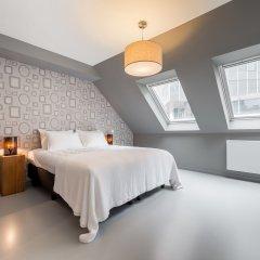 Отель Smartflats Design - Postiers Бельгия, Брюссель - отзывы, цены и фото номеров - забронировать отель Smartflats Design - Postiers онлайн комната для гостей фото 3