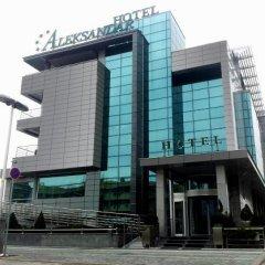 Отель ALEXANDAR Нови Сад городской автобус