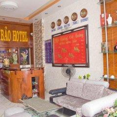 Dong Bao Hotel An Giang интерьер отеля