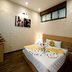 Отель Golden Diamond Hotel Вьетнам, Ханой - отзывы, цены и фото номеров - забронировать отель Golden Diamond Hotel онлайн комната для гостей фото 4