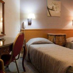 Отель Hippodrome Франция, Париж - отзывы, цены и фото номеров - забронировать отель Hippodrome онлайн комната для гостей фото 5
