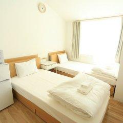 Coins Hostel Tenjin Фукуока комната для гостей фото 5
