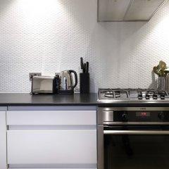 Отель Stylish & Modern 1BD Kensington Flat, Sleeps 2 Великобритания, Лондон - отзывы, цены и фото номеров - забронировать отель Stylish & Modern 1BD Kensington Flat, Sleeps 2 онлайн фото 2
