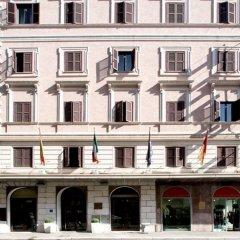 Отель EXE Domus Aurea балкон