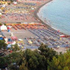 San Domenico Family Hotel Скалея пляж фото 2