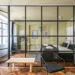 Апартаменты Boutique Apartments by Kgs Nytorv Копенгаген помещение для мероприятий